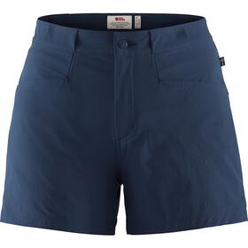 Fjällräven High Coast Lite Shorts Mujer, azul
